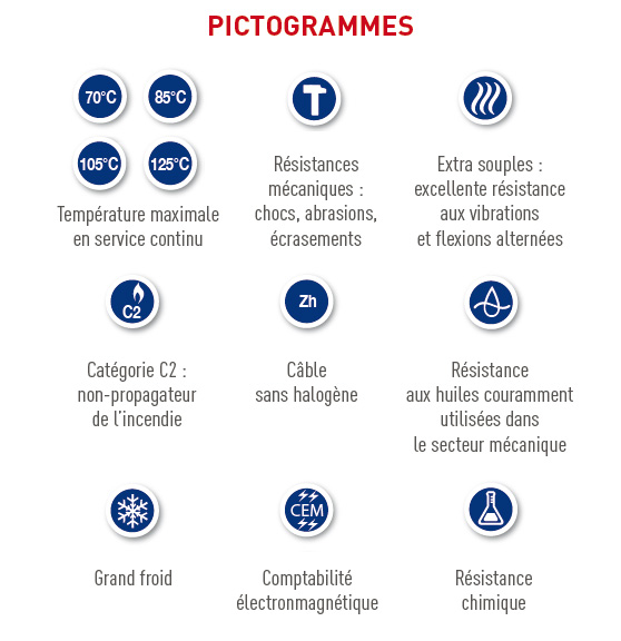 PICTOGRAMMES